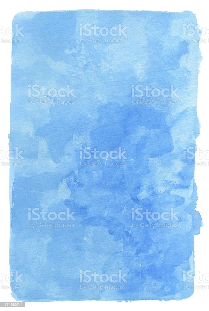 Panay Blue Frame royalty-free stock photo