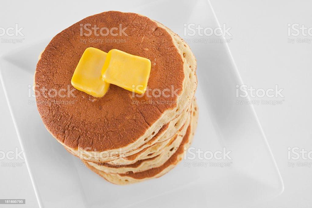 Pancake royalty-free stock photo