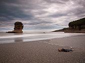 Pancake Rocks Greymouth New Zealand