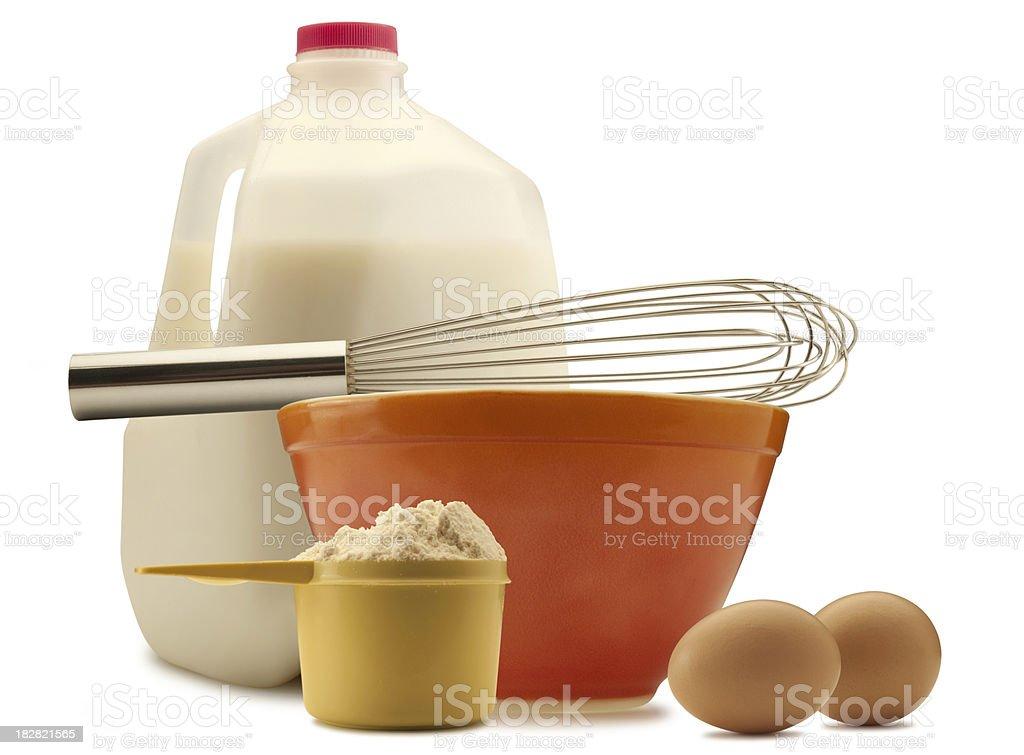 Pancakes Anyone royalty-free stock photo