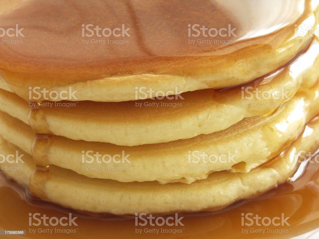 pancakes2 royalty-free stock photo