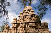 Pancha Rathas - Mahabalipuram - India