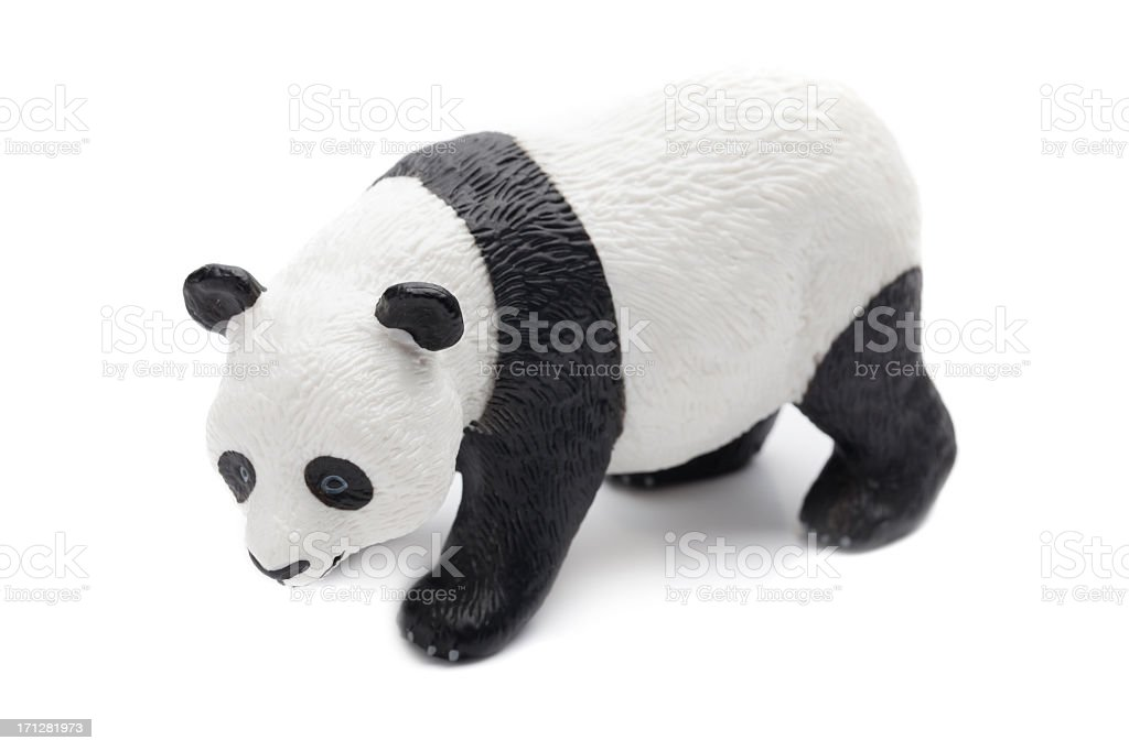 Panda royalty-free stock photo