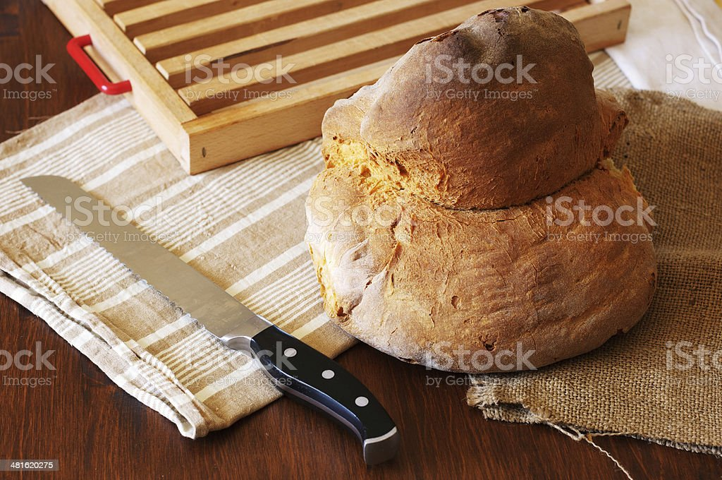 Pane Di Altamura, Altamura Bread, Italy royalty-free stock photo