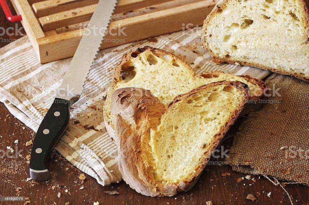 Pane Di Altamura, Altamura Bread, Italy royalty-free stock photo