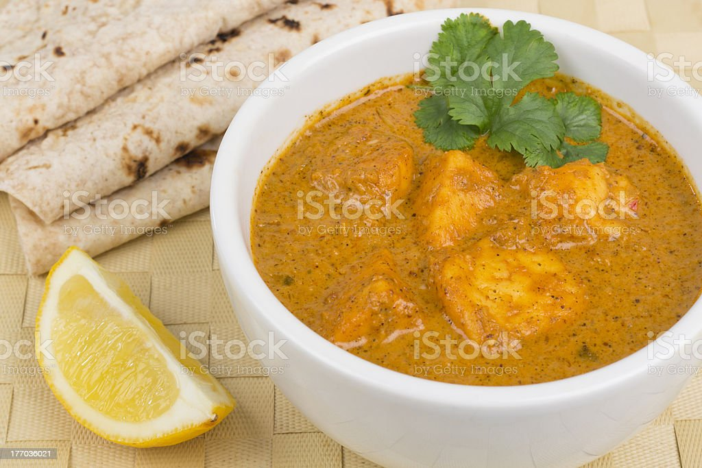 Paneer Makhani royalty-free stock photo