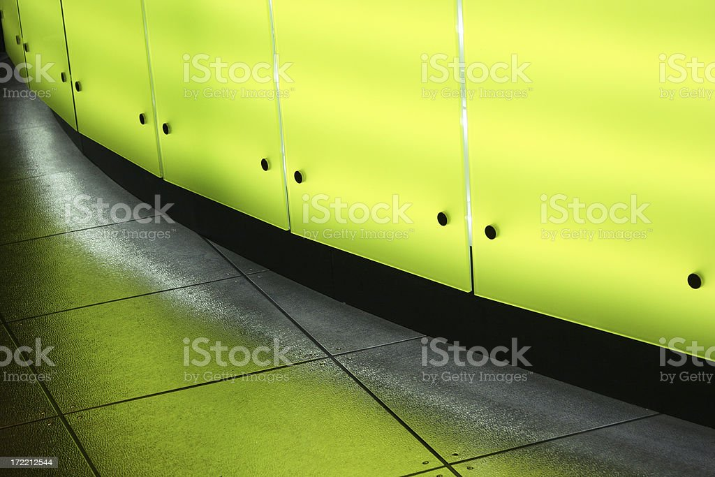 panel of light royalty-free stock photo
