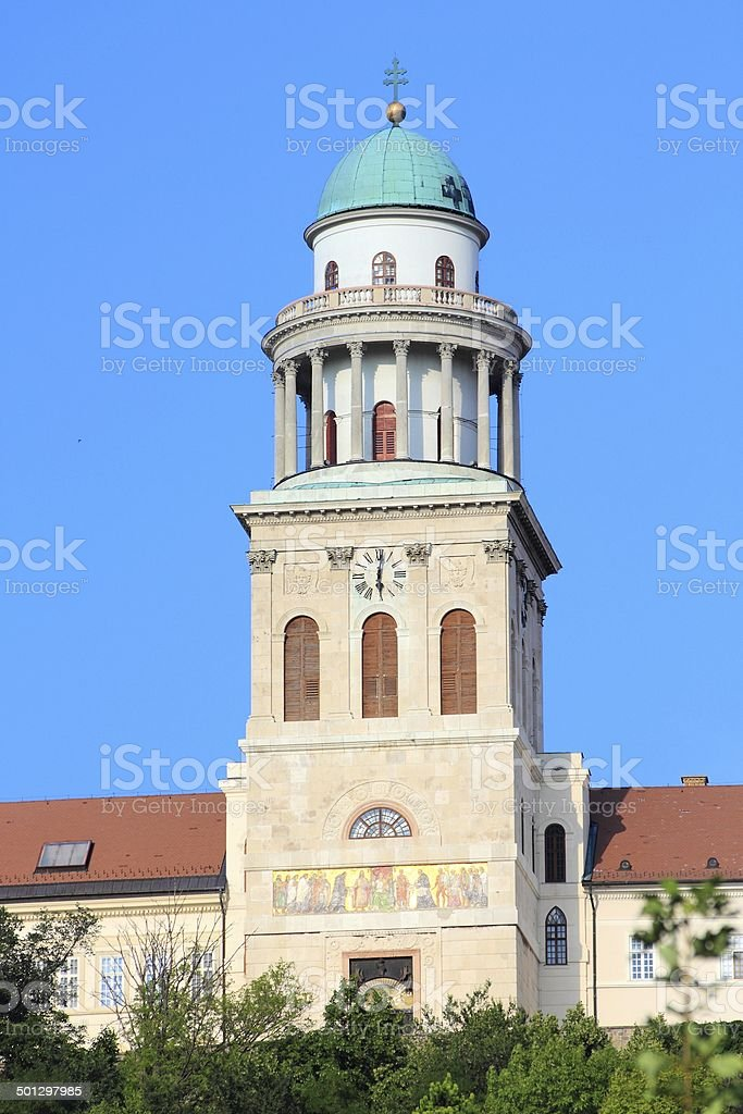 Pannonhalma, Hungary royalty-free stock photo