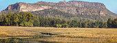 Panorama Bandhavgarh National Park, India
