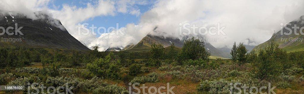Panorama Nature stock photo