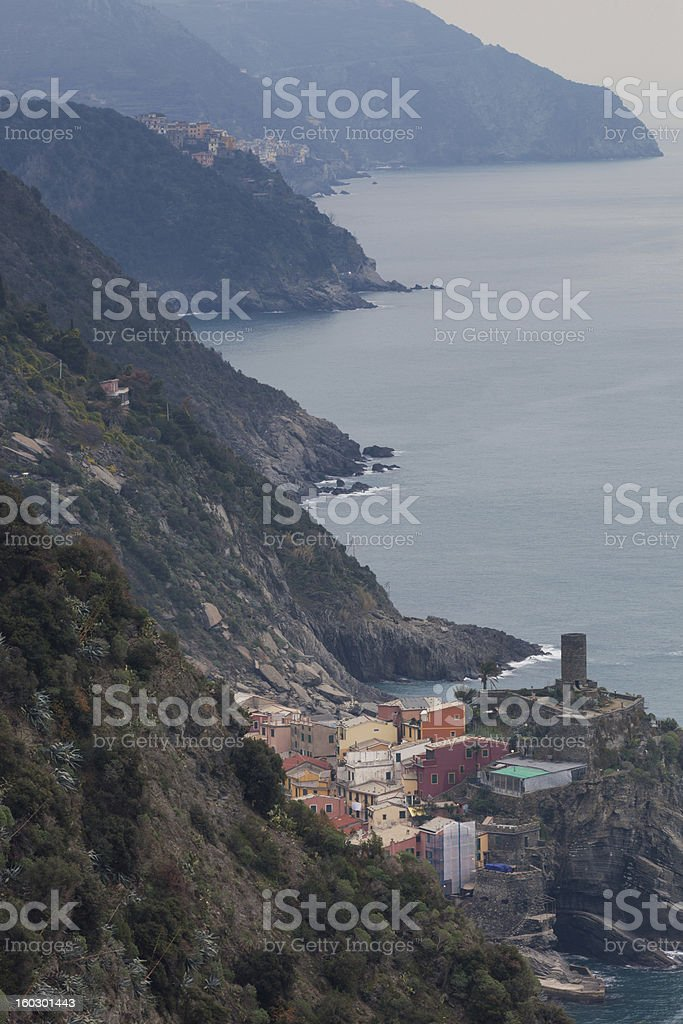 Panorama royalty-free stock photo
