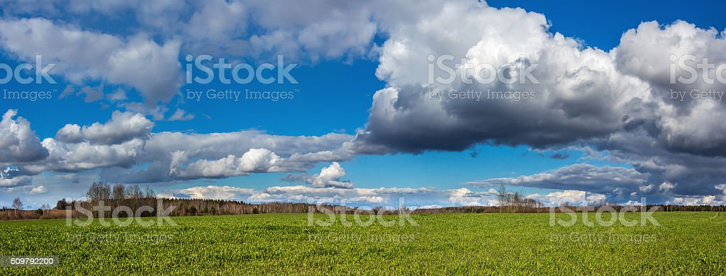 panorama stock photo