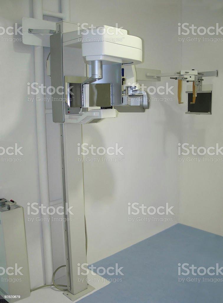 Panoramic Dental Radiology royalty-free stock photo