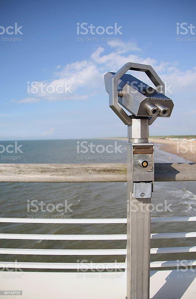 Panoramic View royalty-free stock photo