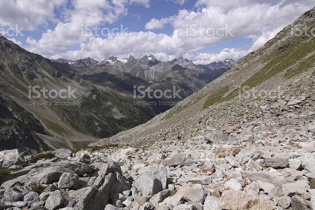 Panoramic views. royalty-free stock photo