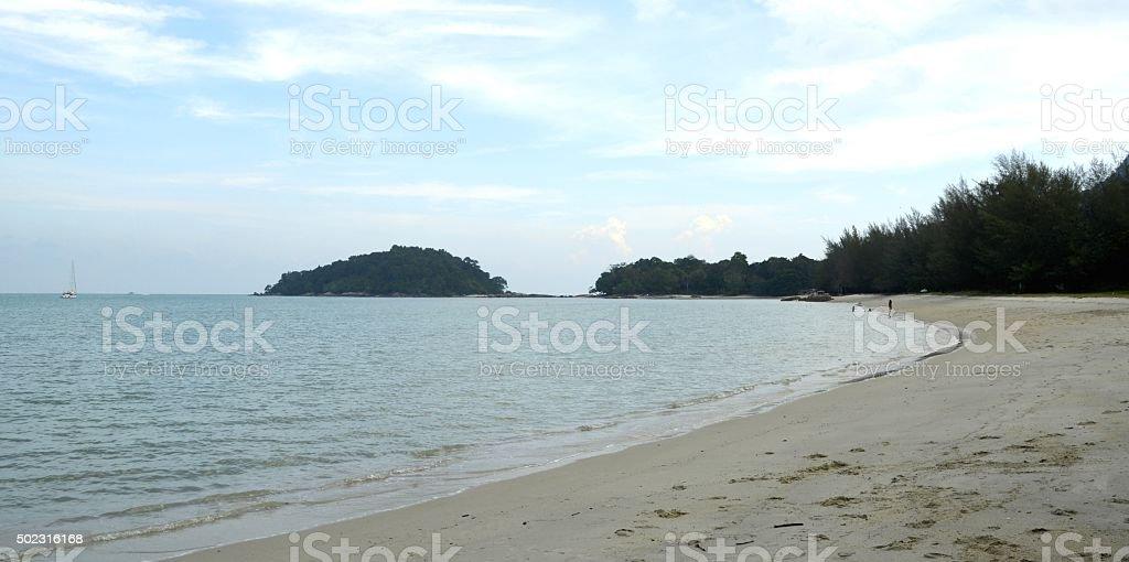 Pantai Kok, Pulau Langkawi stock photo