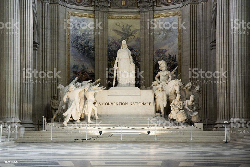 Pantheon stock photo