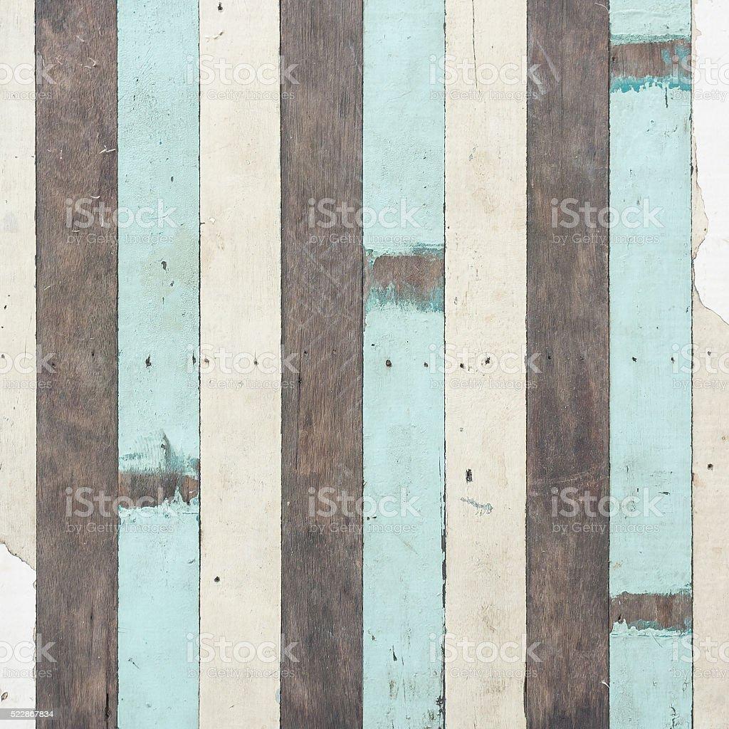 Pantone wood background stock photo