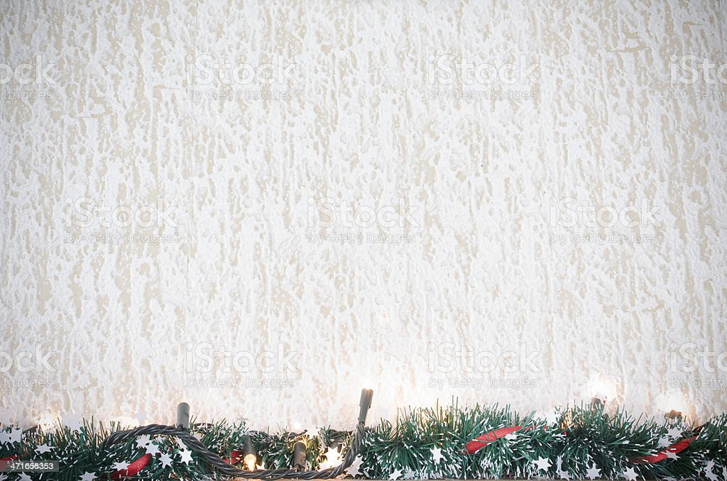 Paper background for Christmas royalty-free stock photo