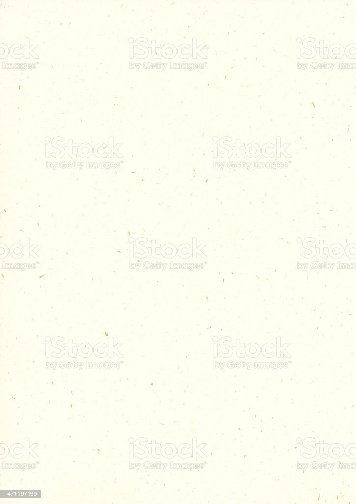 Paper Background with Gold Dust royalty-free stock photo