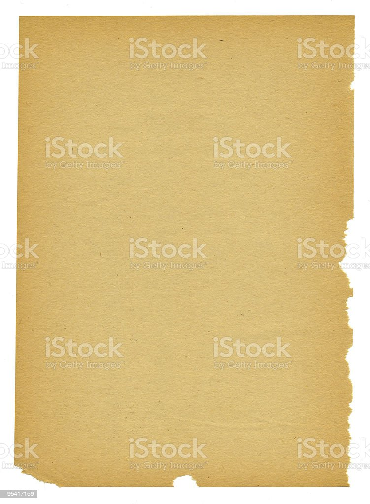Paper Backround royalty-free stock photo