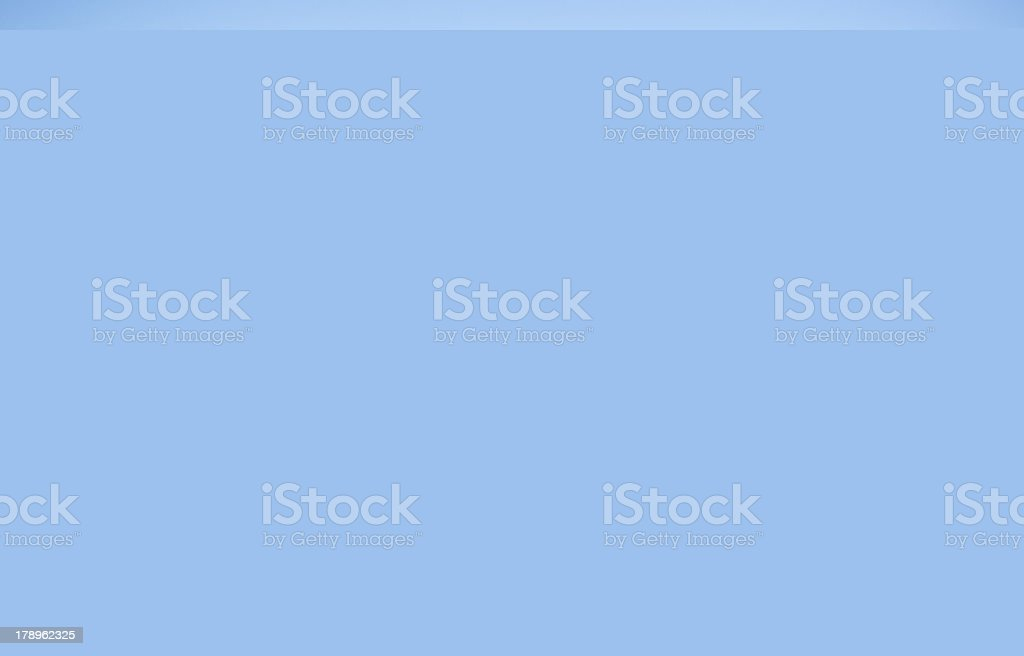 Paper Clips and Folder royalty-free stock photo
