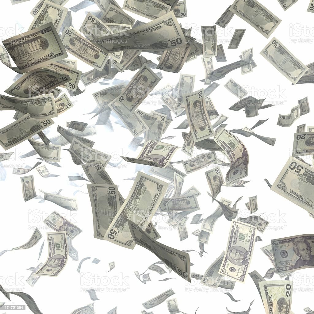 Paper Currency stock photo