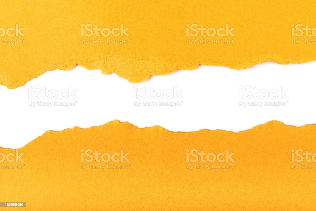 paper edge stock photo