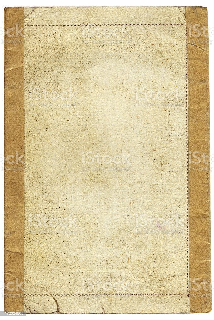 Paper Frame royalty-free stock photo