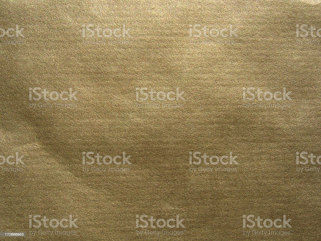 paper - gold royalty-free stock photo