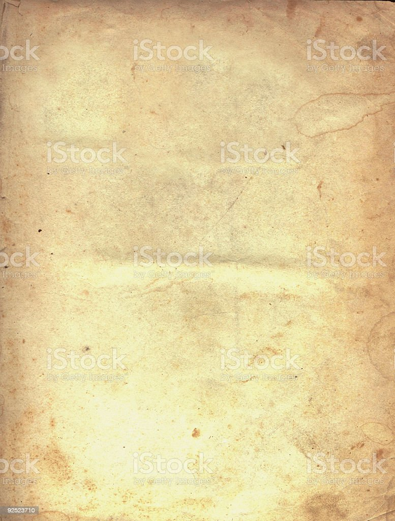 Paper Layer royalty-free stock photo