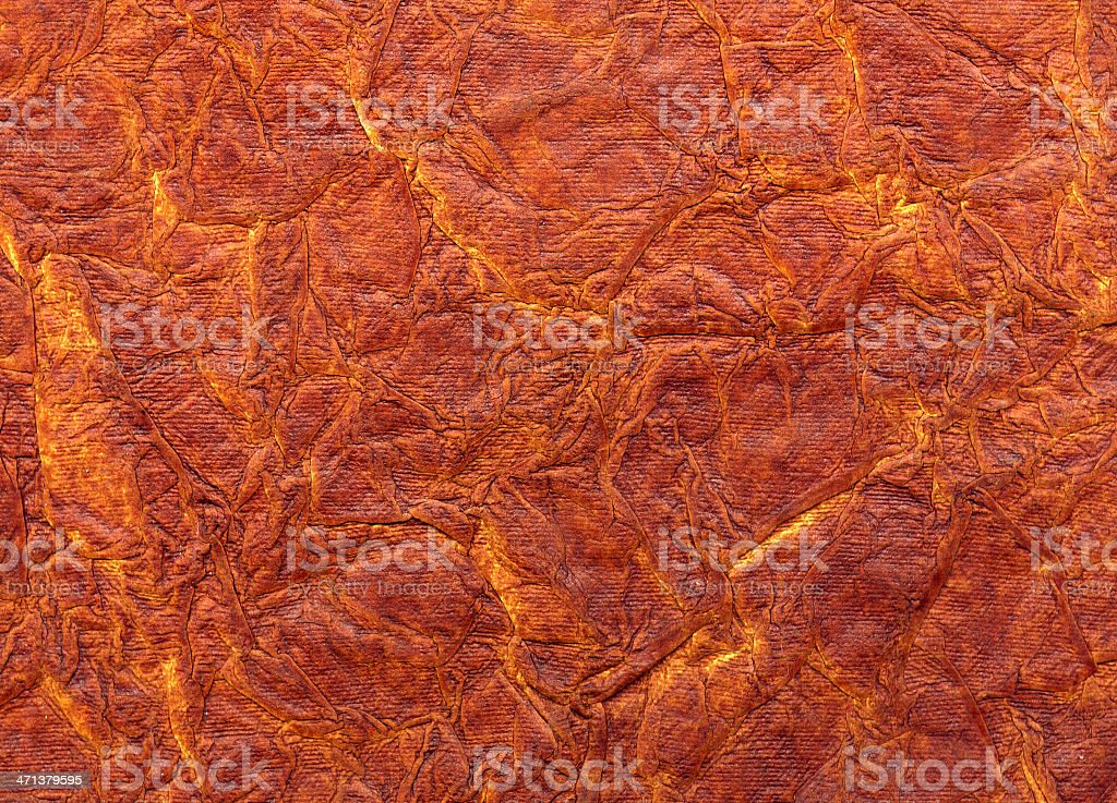 paper 'leather' texture, may use as background royalty-free stock photo