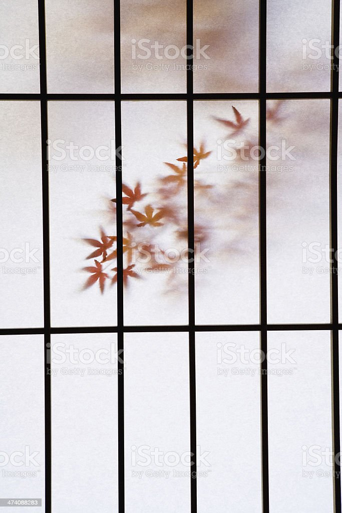 Paper screen stock photo