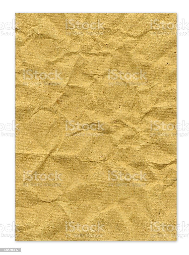 Paper structured stock photo