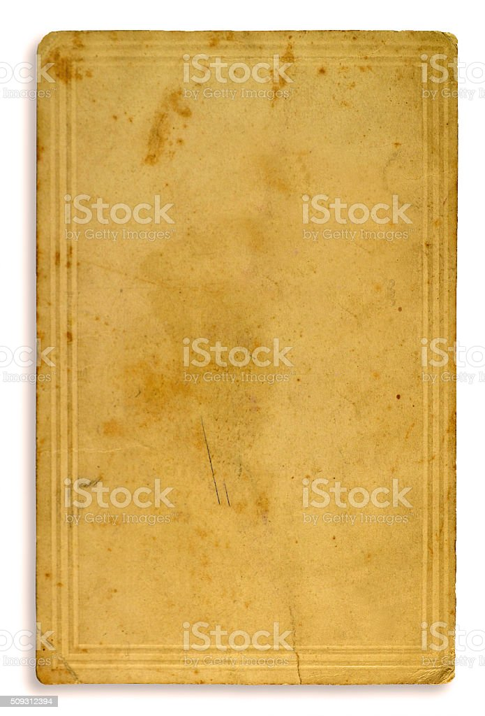 paper texture isolated stock photo