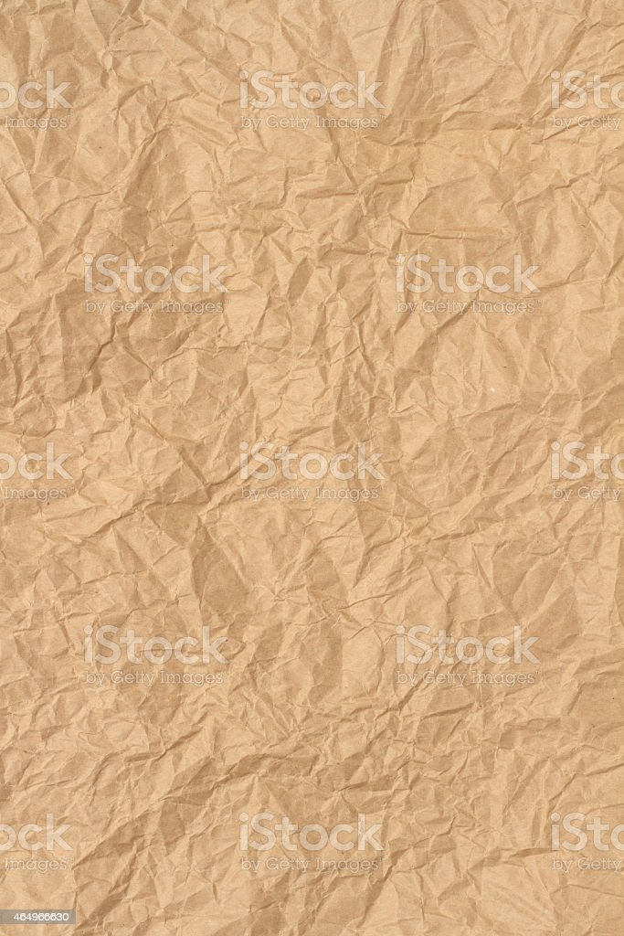paper texture- rough brown paper sheet royalty-free stock photo