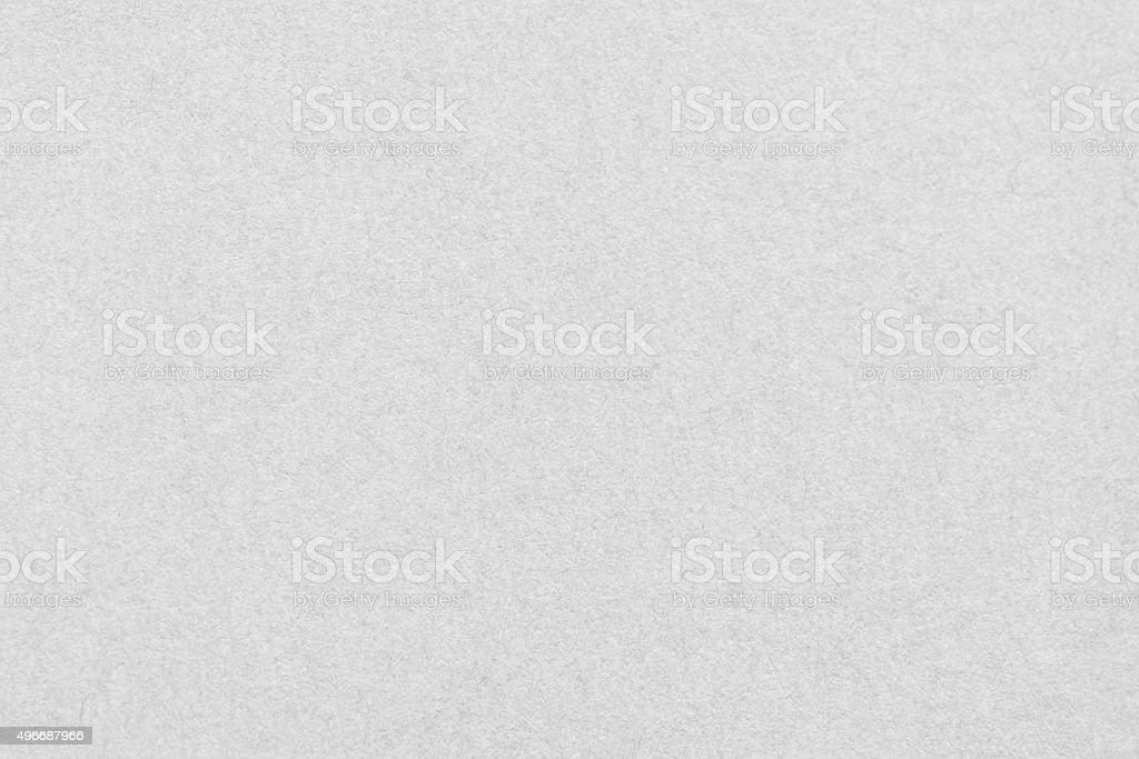 Paper texture - white kraft sheet background. stock photo