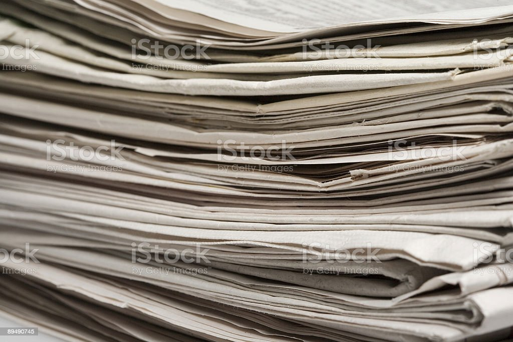 Paper wall royalty-free stock photo