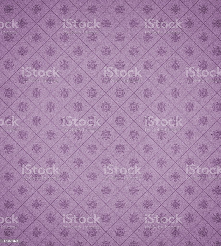paper with floral pattern royalty-free stock photo