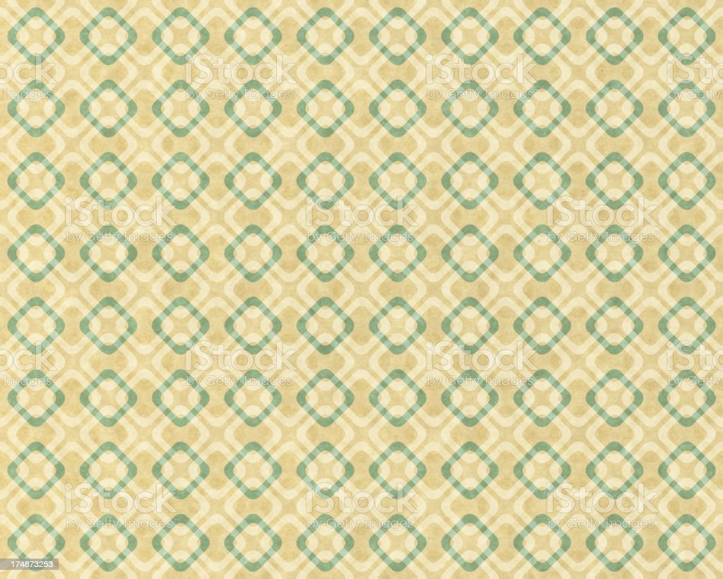 paper with modern geometric pattern royalty-free stock photo