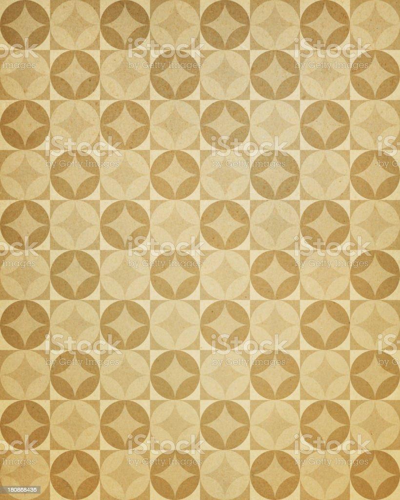 paper with modern geometric pattern stock photo