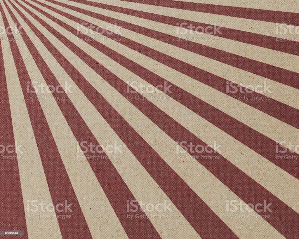 paper with sunbeam halftone pattern royalty-free stock photo