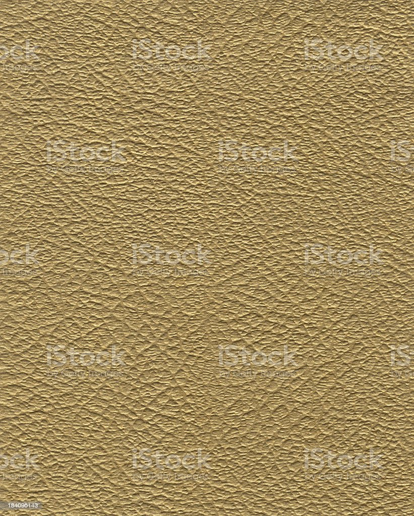 Papers of Distinction: Golden Stucco royalty-free stock photo