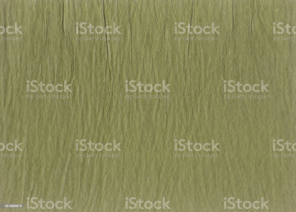 Papers of Distinction: Green Sluff stock photo