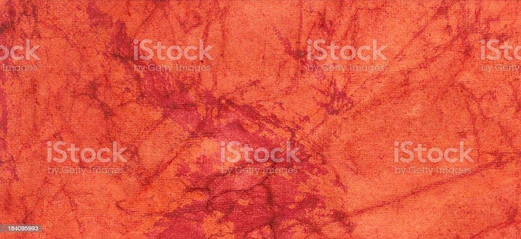 Papers of Distinction: Orange Granite stock photo