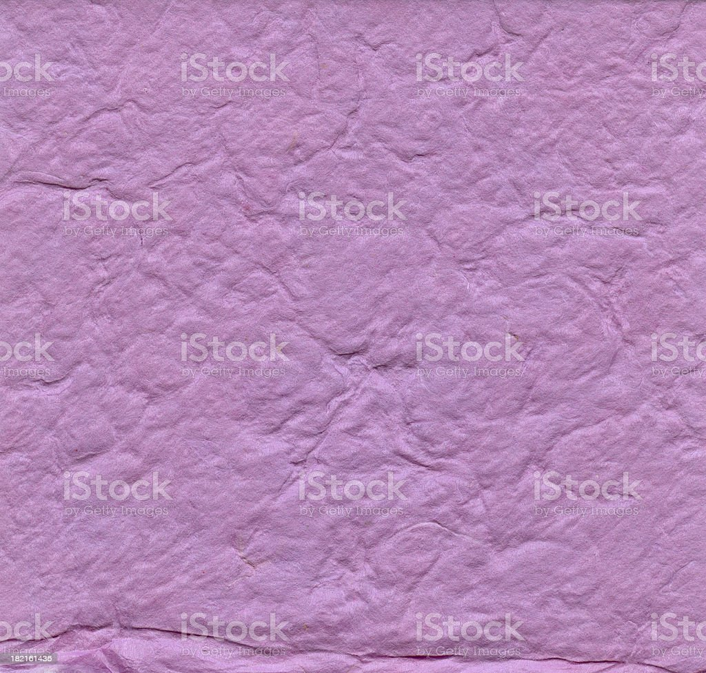 Papers of Distinction: Purple Wrinkled stock photo