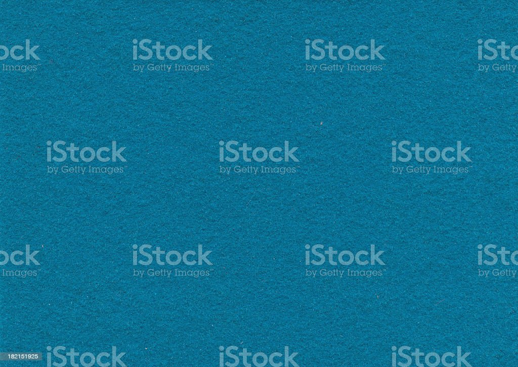Papers of Distinction: Turquoise Fuzzy stock photo