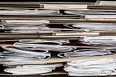 paperwork files