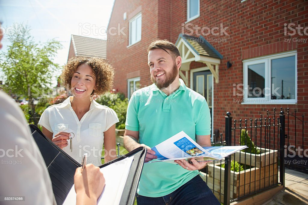 paperwork is completed stock photo