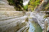 Papingo pools, Greece